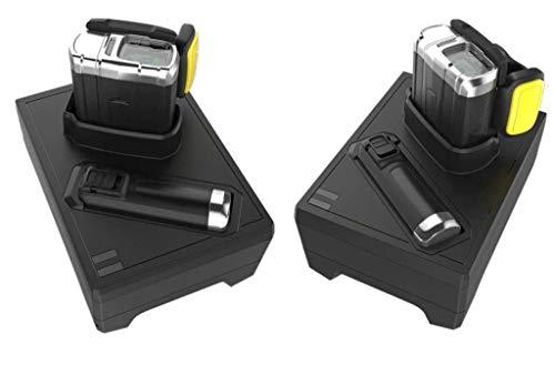 Zebra Enterprise Crd-ngrs-1s1bu-01Cradle, Single Slot Charge/USB