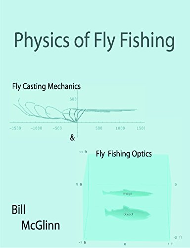 Physics of Fly Fishing: Fly Casting Mechanics and Fly Fishing Optics (English Edition)