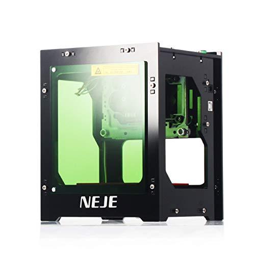 Wxyyge NEJE DK-8-KZ 3000MW BLU-Ray AI Inteligente DIY Máquina de Grabado láser de Alta Velocidad de Alta Velocidad (Size : 3000mw)