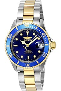 Invicta Men's 8928OB Pro Diver Gold Stainless Steel Two-Tone Automatic Watch by Invicta