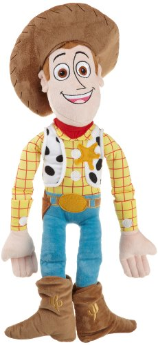 Disney/Pixar Toy Story Woody Pillowtime Pal Cuddle Pillow Play Toy, 24-Inch
