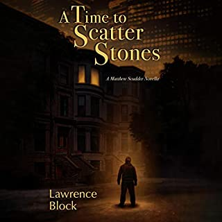 A Time to Scatter Stones cover art