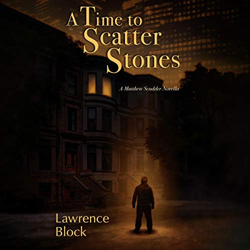 A Time to Scatter Stones audiobook cover art