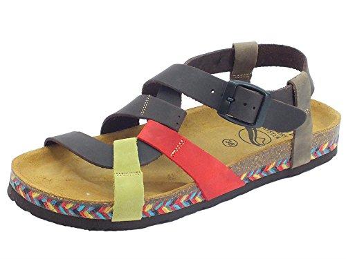 Sabatini , Damen Sandalen, Mehrfarbig - Mehrfarbig - Größe: 36 EU
