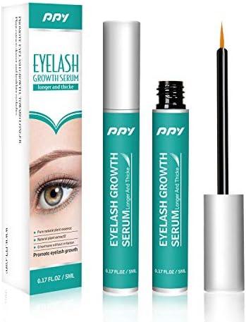 PPY Eyelash Growth Serum Natural Ingredients Advanced Growth Formula Strengthening Effect Nourished product image