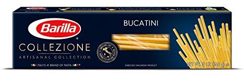 Barilla Bucatini Pasta, Collezione Artisanal Pasta, 12 Ounces