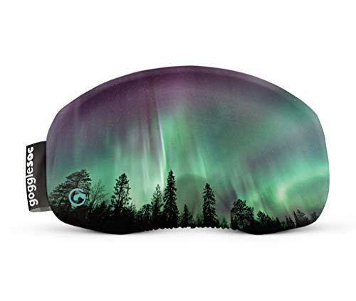 GOGGLESOC Unisex– Erwachsene Brillenschutz, Aurora Soc, Unisize