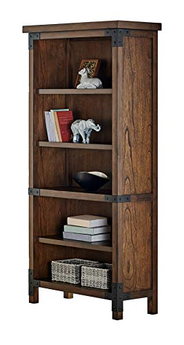 Martin Furniture OPEN BOOKCASE, Brown