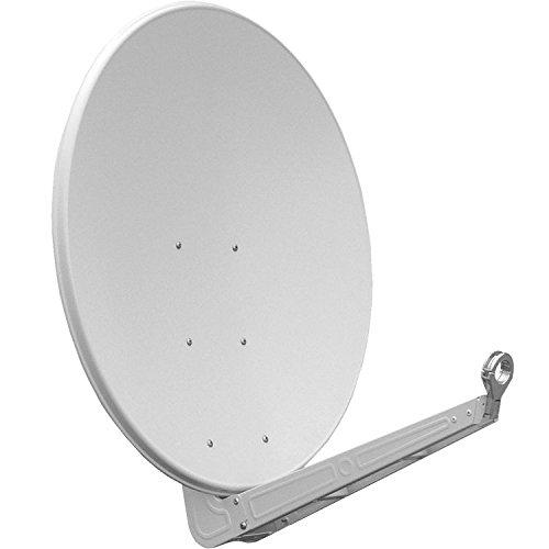 Gibertini - Antenna in alluminio grigio chiaro 100 cm, Serie Professionale SE