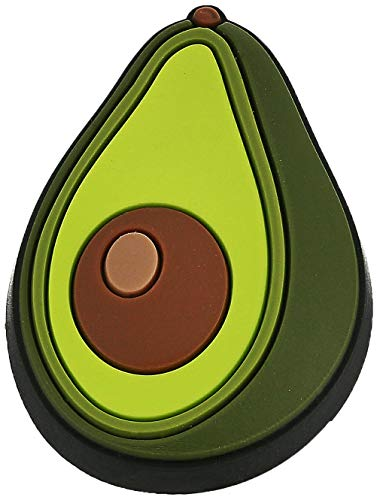 Crocs Jibbitz Food Shoe Charms | Jibbitz for Crocs, Avocado, Small