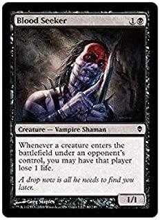 Magic: the Gathering - Blood Seeker (80) - Zendikar