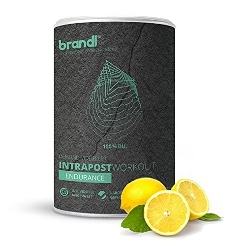 brandl® All-in-One Ausdauer-Drink Endurance | Isotonisches Getränkepulver | EAAs-Pulver, Mineralien, Elektrolyte & Superfoods | 600g