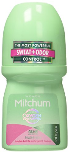 Mitchum for Women Roll On, Anti-Per…