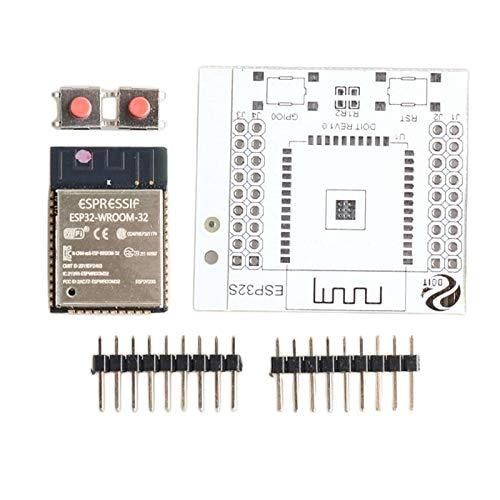 Harilla Módulo de Desarrollo Bluetooth Inalámbrico de 2,4 GHz ESP32 ESP-32S con Chip ESP32
