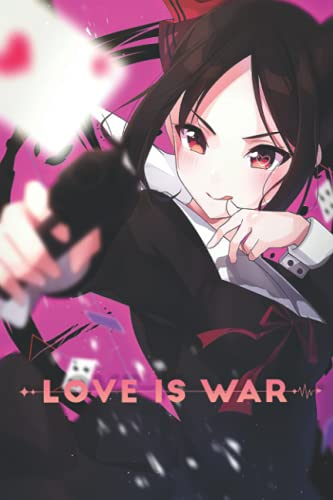 Love and War Notebook: - 110 Pages, In Lines, 6 x 9 Inches
