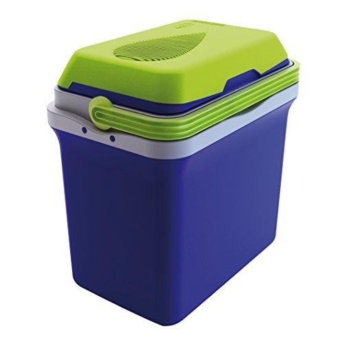 GioStyle 0801067 Elektrische Kühlbox Mit Einer Stromversorgung, blau, 40x25