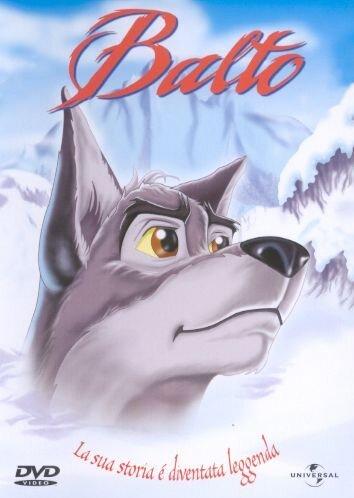 Balto La Leyenda Del Perro Esquimal [DVD]