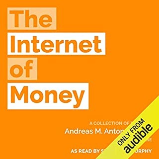 The Internet of Money audiobook cover art
