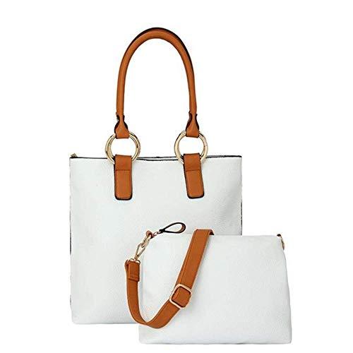 Eysee Borsa delle borse della borsa a tracolla di cuoio dell'unità di elaborazione delle borse delle borse delle donne