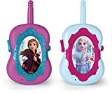 Disney Frozen - Set de 2 walkie talkies (IMC Toys 16644)- Juguete, Color