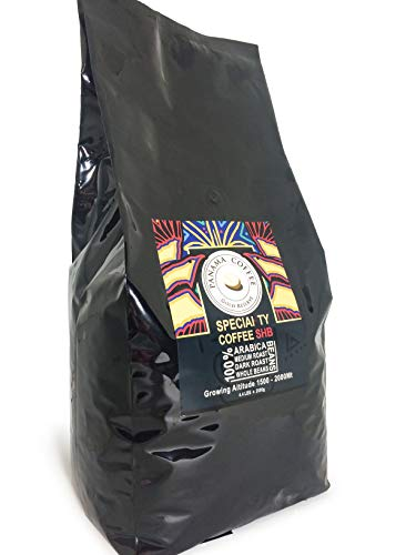 Panama Whole Beans Coffee 8oz,227 Medium Roast