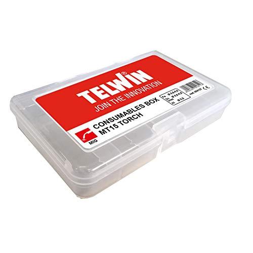 Telwin 804137 Verbrauchsmaterialenkit Brenner Verbrauchsmaterial-Kit