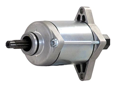 Rareelectrical NEW STARTER COMPATIBLE WITH HONDA 420 TRX420TM FOURTRAX RANCHER 420cc ENGINE 2007-2013 31200-HP5-601 SM18 31200HP5601 31200HR0F01 31200HP5-601