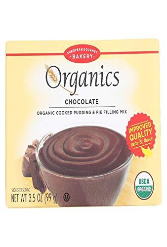 European Gourmet Bakery Mix Pudding Choc Org 3.5 oz