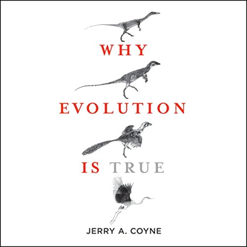 Why Evolution Is True audiobook cover art