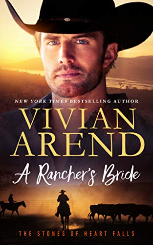 A Rancher's Bride (The Stones of Heart Falls Book 3) (English Edition)