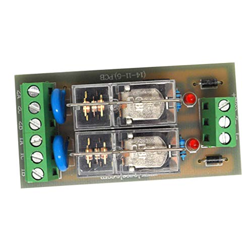 DC 12V 10A Bistabil Schaltung Relais Schalter Relaissteuermodul Triggerschalter - NPN 12V