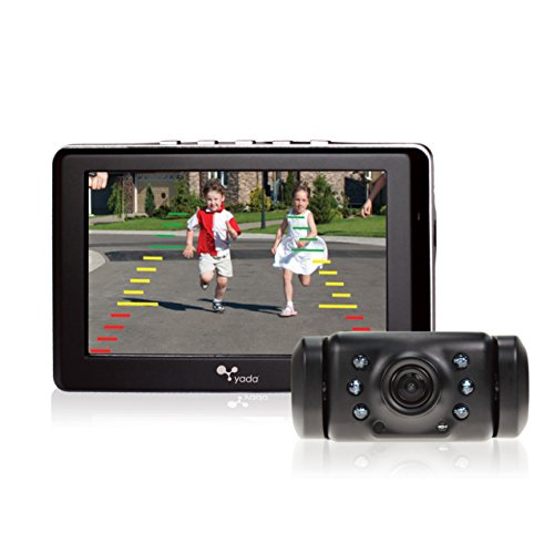 Yada Digital Wireless Backup Camera with 4.3' Dash Monitor...