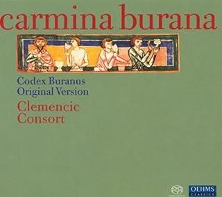 Carmina Burana-Original Version by Clemencic Consort (2010-03-23)