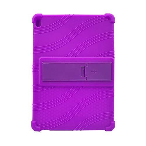 ORANXIN Funda para Lenovo Tab P10 M10 - Soporte Silicona Suave Bolsa Ligero Caucho Fundas Blandas Protector para Lenovo Tab (P10 TB-X705F) / (M10 X605) 10.1 Pulgada Tablet