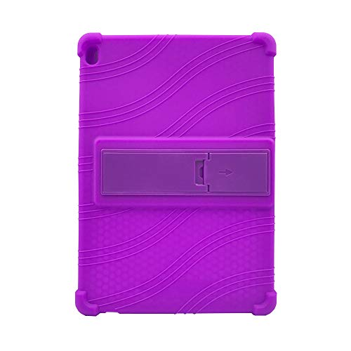 Yudesun Funda para Lenovo Tab E10 Soporte Silicona uave Skin Protectora Cubrir Ligero Delgado C/áscara Funda para Lenovo Tab E10 TB-X104F 10.1 Pulgada Tablet