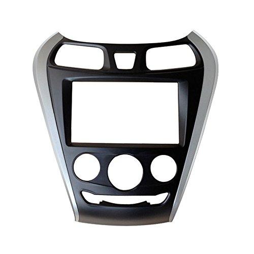 Feeldo Voiture 2DIN DVD radio Façade Cadre Installation Trim Dash kit cadre d'adaptateur