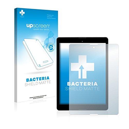 upscreen Bacteria Shield Matte Bildschirmschutz Schutzfolie für Medion Lifetab P9701 (MD 90239) (antibakterieller Schutz, matt - entspiegelt)