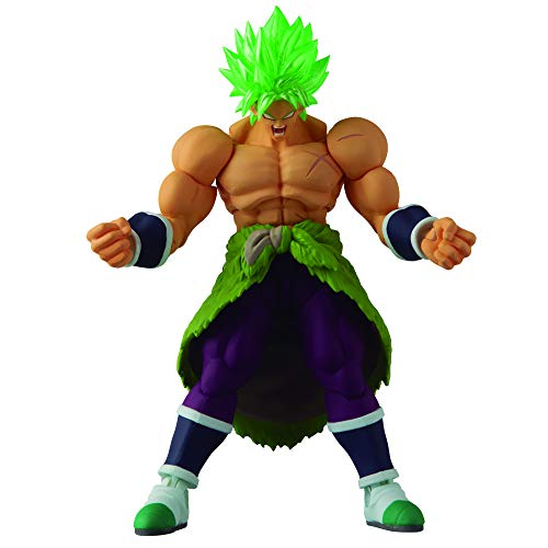 Dragon Ball- Evolvebroly SS, Multicolor, Talla Única (Bandai 36273)