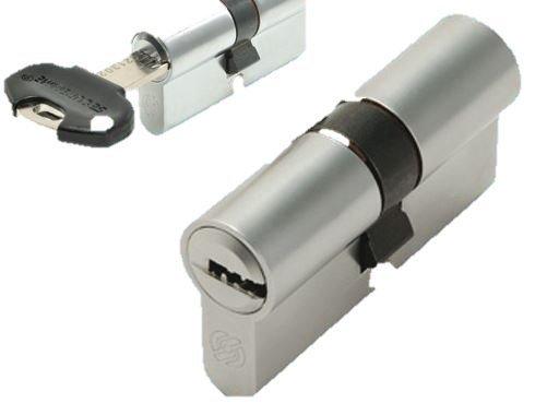 Preisvergleich Produktbild Zylinder SECUREMME K2 3200 CCS mm. 40-60