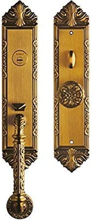 K6829 ORB # Luxurious Entry Door Handl Entrance Year-end Tucson Mall annual account Front Handlesets