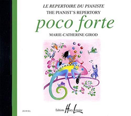 Poco Forte --- Piano