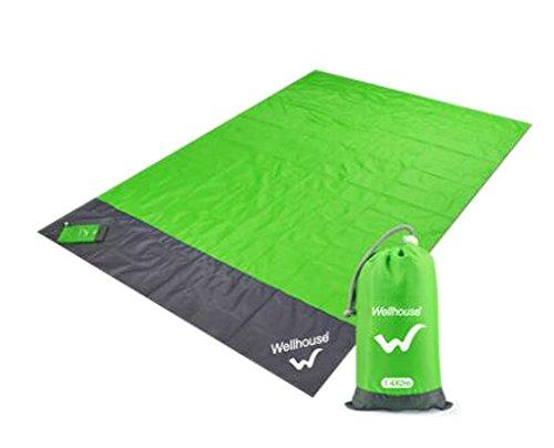 Outdoor Beach Blanket/Poche Compact étanche et Preuve Sable Mat pour Le Camping, randonnée, Pique-Nique #21