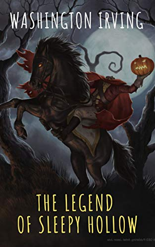 The Legend of Sleepy Hollow (English Edition) par [Washington Irving, The griffin classics]