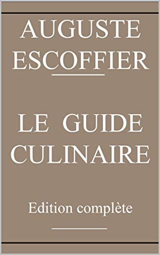 Guide culinaire:...