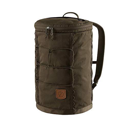 Fjallraven Backpack Singi 20, Dark Olive, OneSize, 23319