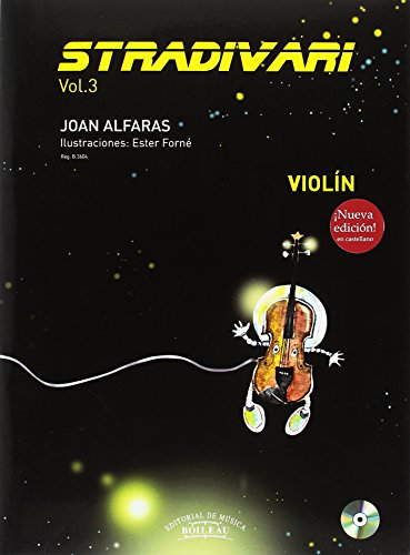 Stradivari Violín vol. 3 Castellano - B.3604)