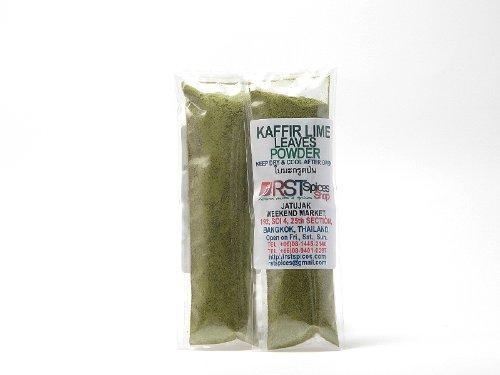 カフィア ライム リーフパウダー[Kaffir Lime Leaves Powder]