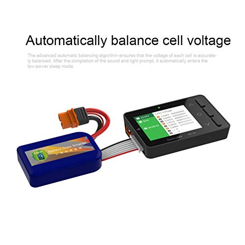 Best Review Of YOUNGL Smart Battery cker ISDT 8S Quick Charging 3 Pin BattGo Receiver LCD Display Mi...