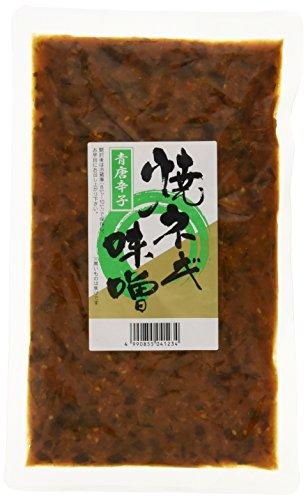 ケーアイフーズ 青唐焼ねぎ味噌 250g