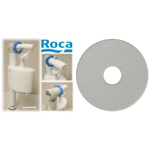 Roca AH0001000R - Kit G Mecanismo Alimentación E/Inf A3I Recambio - Colleción De Baño - Porcelana - Mecanismos + AH0007100R - Kit...